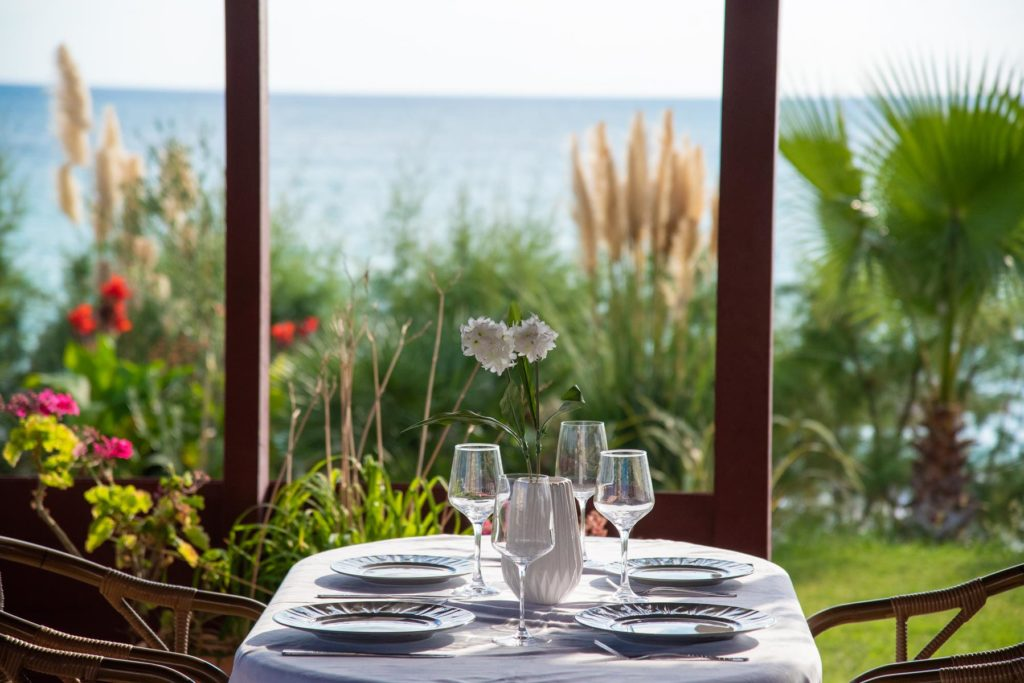 Dine by the Sea