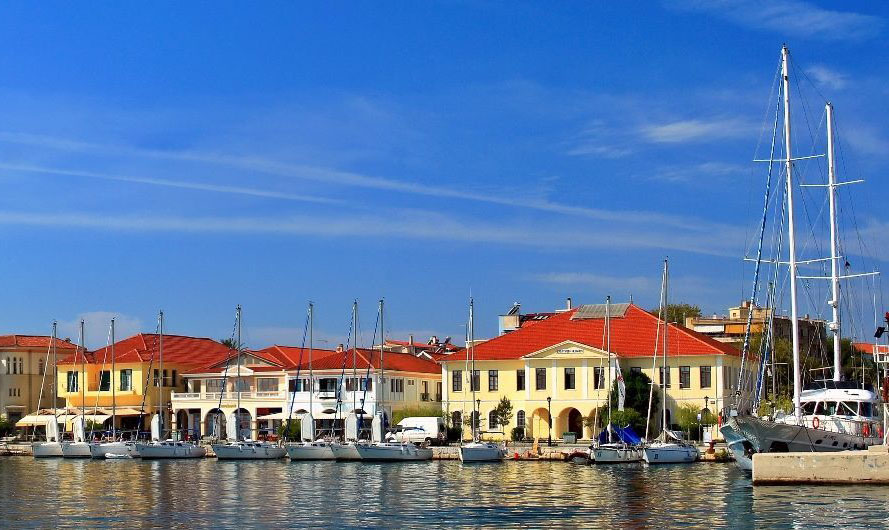 The Town of Preveza